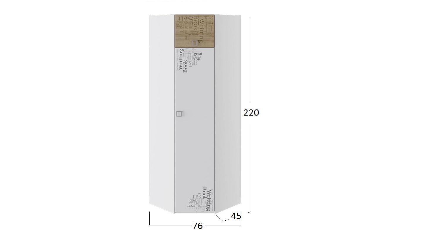 Шкаф угловой Оксфорд Модель 934