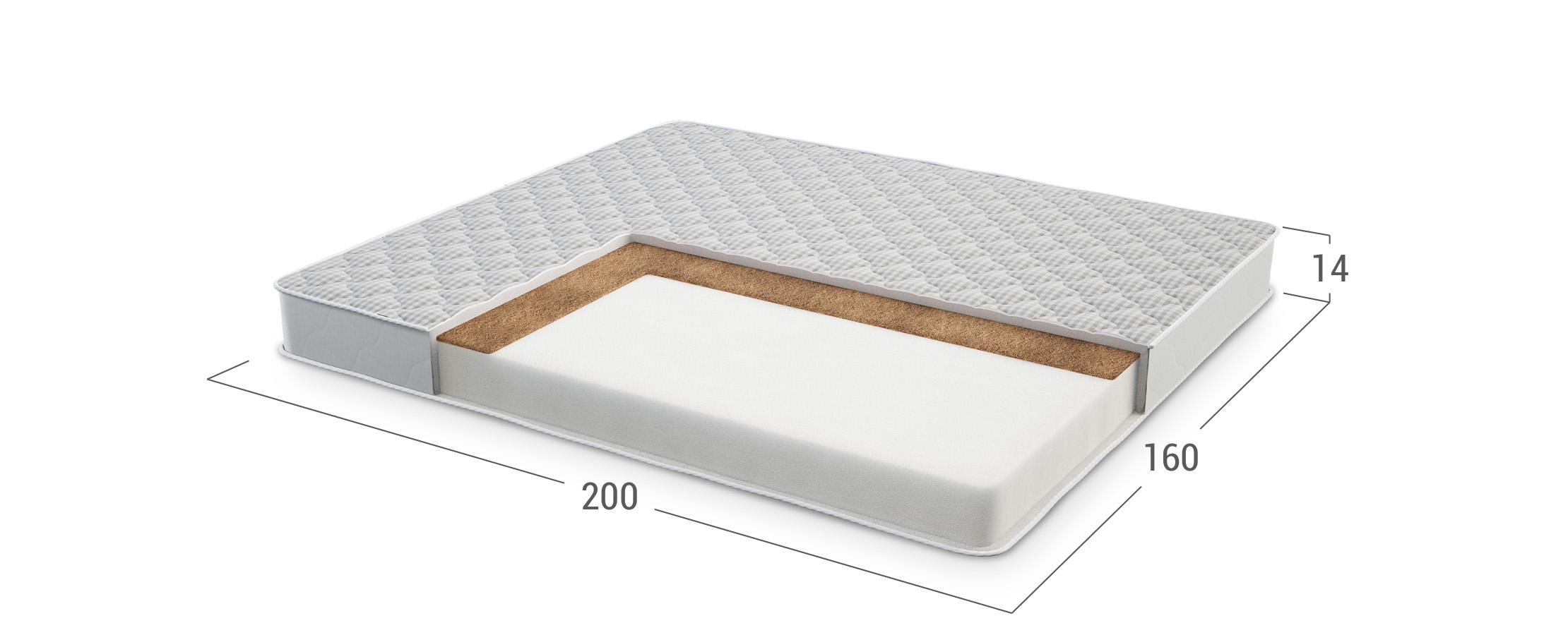 Optimum Flex Coira 428 матрас 160x200
